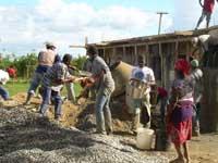 Mejoradas las condiciones de saneamiento en los bateyes de El Caño y Guasumita (Yamasá)